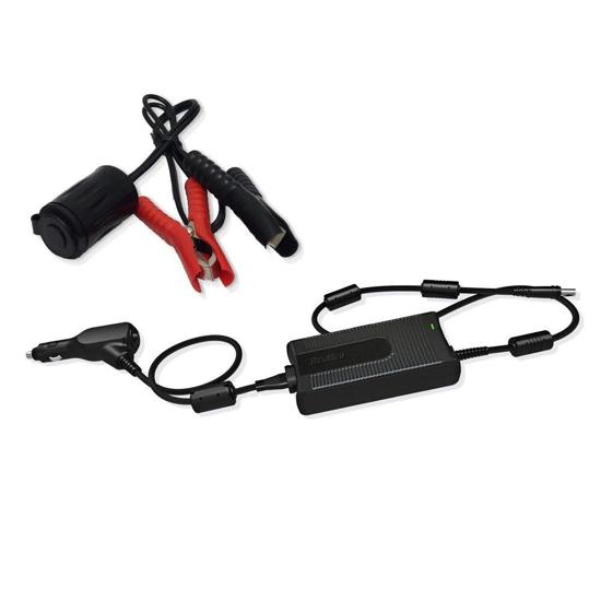 Câble convertisseur 12/24 Volts DC avec pinces pour Airsense 10