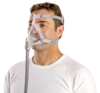 Masque facial Quattro Air en action