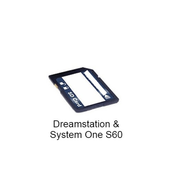Picture of System One Serie 60 & Dreamstation Memory card