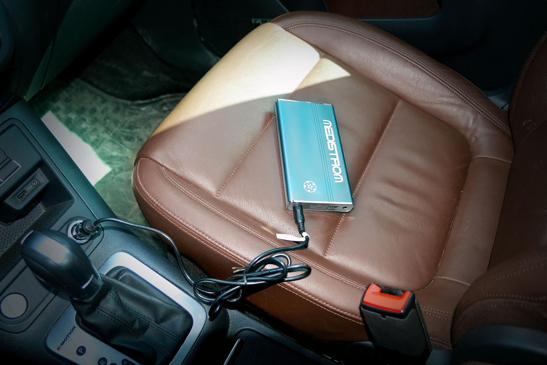 Image de Câble de chargement Medistrom Pilot-12/24 Lite pour automobile