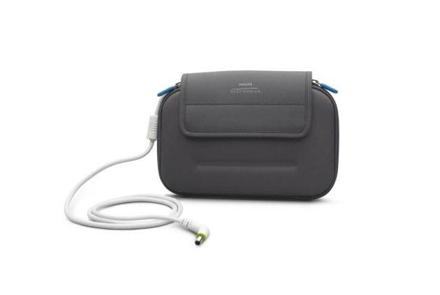 Image de Ensemble de batterie au Lithium pour appareils à PPC de Philips Respironics