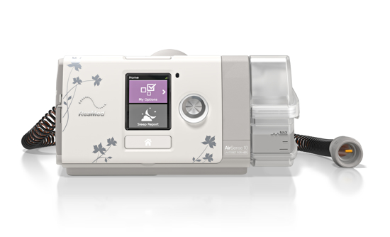 Picture of AirSense 10 Autoset for Her by Resmed - Philips Recall